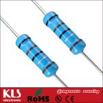 Precision metal film fixed resistors