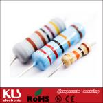 Metal oxide film fixed resistors