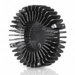 LED Heatsink 40W For Downlight Modules